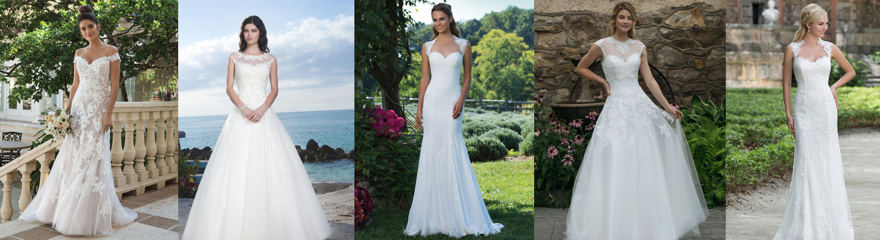 Sincerity Sottero Wedding Dresses